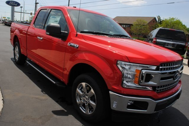 2018 F-150 Super Cab 4x2,  Pickup #KD88158 - photo 7