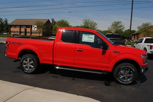 2018 F-150 Super Cab 4x4, Pickup #KD88163 - photo 6