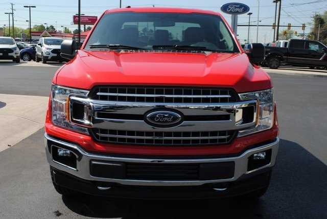 2018 F-150 Super Cab 4x4, Pickup #KD88163 - photo 8