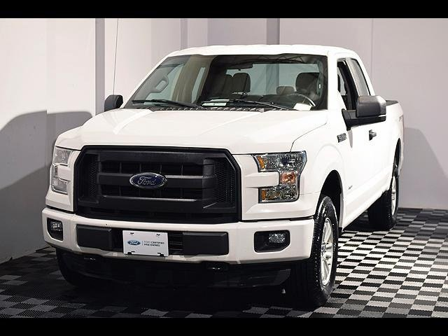 2016 F-150 Super Cab 4x4,  Pickup #KD88163A - photo 12