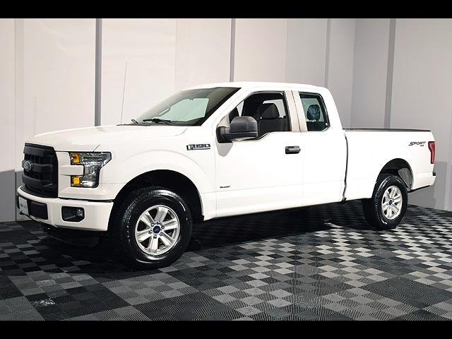2016 F-150 Super Cab 4x4,  Pickup #KD88163A - photo 13