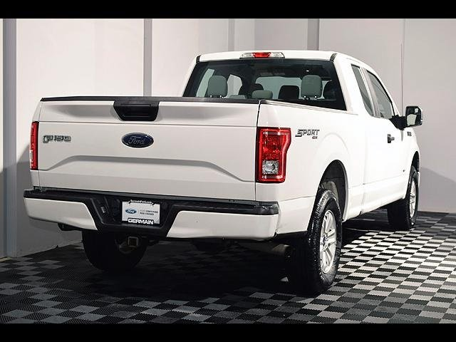 2016 F-150 Super Cab 4x4,  Pickup #KD88163A - photo 2