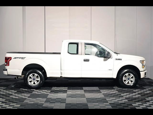 2016 F-150 Super Cab 4x4,  Pickup #KD88163A - photo 7