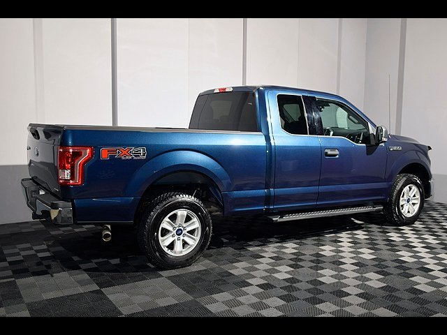 2015 F-150 Super Cab 4x4,  Pickup #KF88864A - photo 2