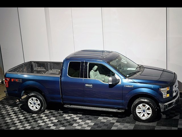 2015 F-150 Super Cab 4x4,  Pickup #KF88864A - photo 9