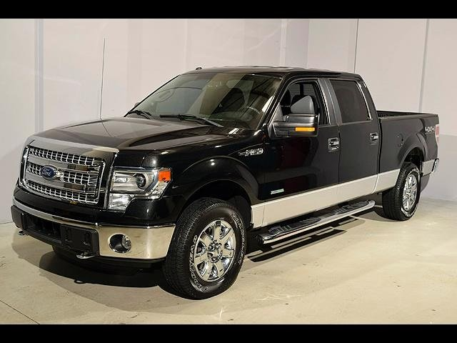 2014 F-150 Super Cab 4x4 Pickup #P7583 - photo 7
