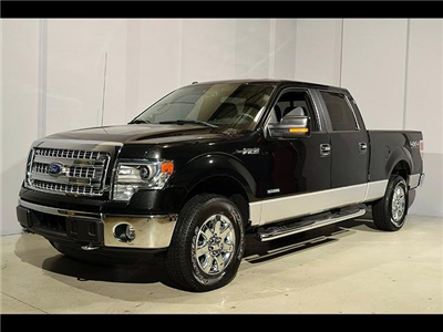 2014 F-150 Super Cab 4x4 Pickup #P7583 - photo 5