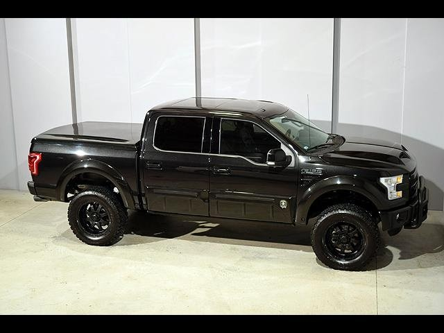 2015 F-150 Super Cab 4x4 Pickup #P7713 - photo 18