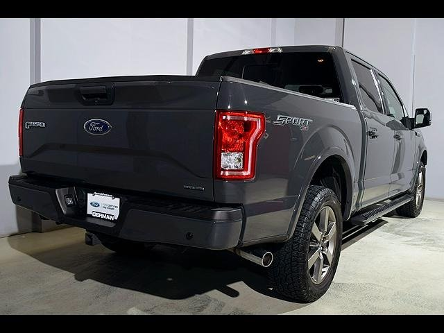 2016 F-150 Super Cab 4x4, Pickup #P7785 - photo 2