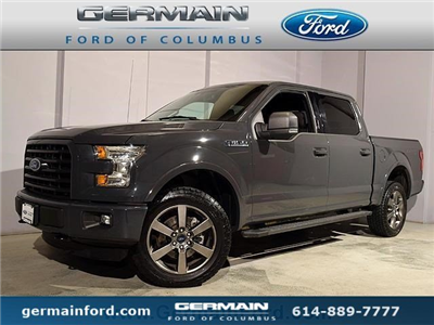 2016 F-150 Super Cab 4x4, Pickup #P7785 - photo 1