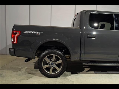 2016 F-150 Super Cab 4x4, Pickup #P7785 - photo 9