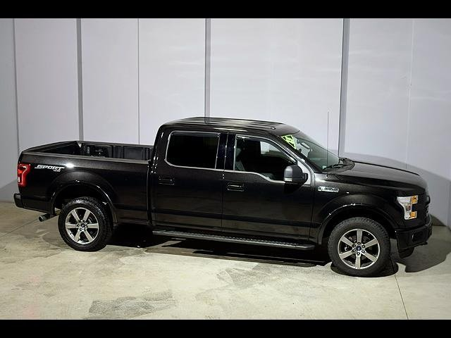 2015 F-150 SuperCrew Cab 4x4, Pickup #P7828 - photo 8