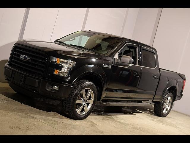 2015 F-150 SuperCrew Cab 4x4, Pickup #P7828 - photo 13