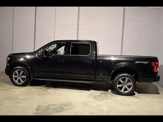2015 F-150 SuperCrew Cab 4x4, Pickup #P7828 - photo 17