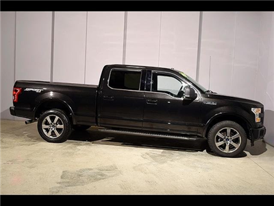 2015 F-150 SuperCrew Cab 4x4, Pickup #P7828 - photo 7