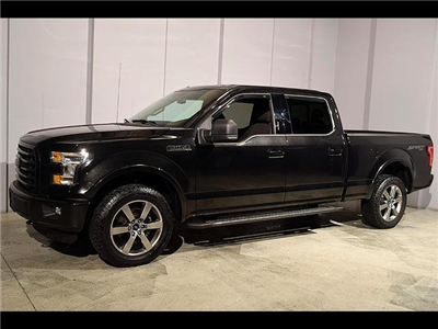 2015 F-150 SuperCrew Cab 4x4, Pickup #P7828 - photo 15