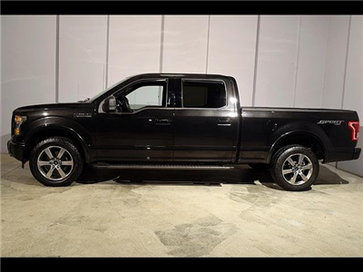 2015 F-150 SuperCrew Cab 4x4, Pickup #P7828 - photo 16