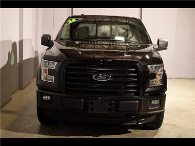 2015 F-150 SuperCrew Cab 4x4, Pickup #P7828 - photo 21