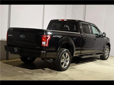 2015 F-150 SuperCrew Cab 4x4, Pickup #P7828 - photo 2