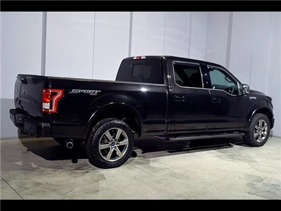 2015 F-150 SuperCrew Cab 4x4, Pickup #P7828 - photo 5