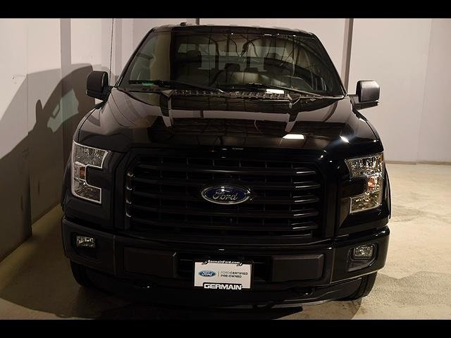 2016 F-150 SuperCrew Cab 4x4,  Pickup #P7871 - photo 11