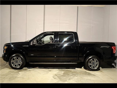 2016 F-150 SuperCrew Cab 4x4,  Pickup #P7871 - photo 16