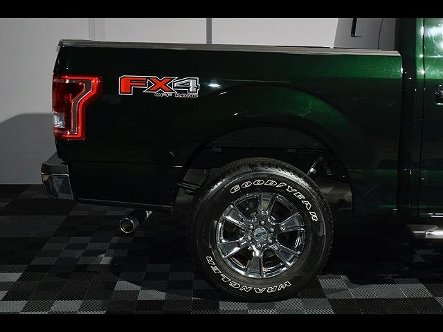 2015 F-150 SuperCrew Cab 4x4,  Pickup #P7992 - photo 8