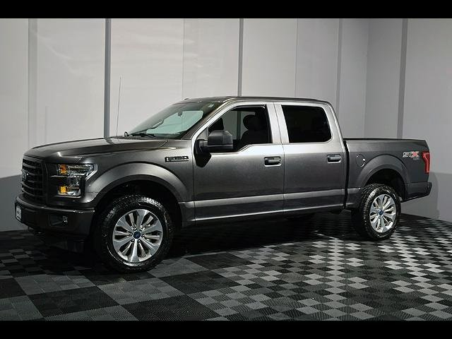 2017 F-150 SuperCrew Cab 4x4,  Pickup #P8002A - photo 12