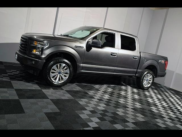 2017 F-150 SuperCrew Cab 4x4,  Pickup #P8002A - photo 13