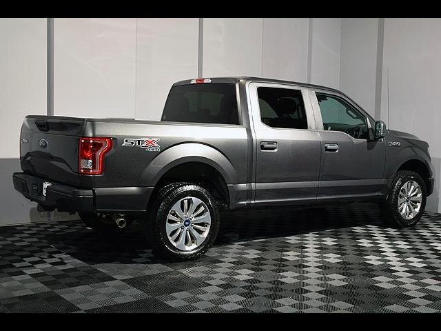2017 F-150 SuperCrew Cab 4x4,  Pickup #P8002A - photo 2