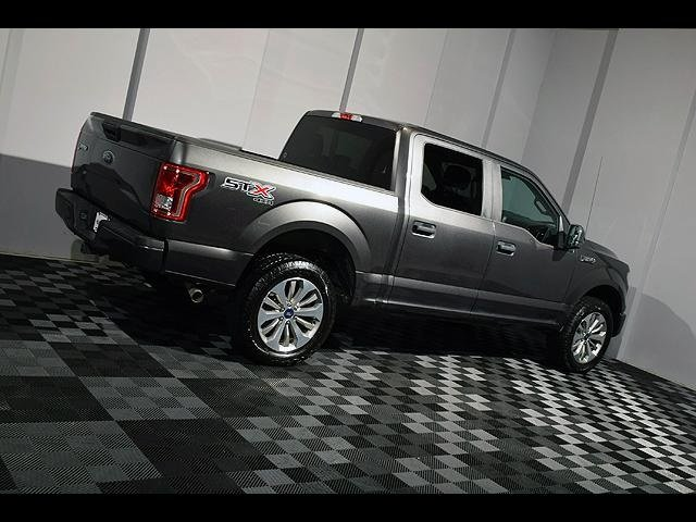 2017 F-150 SuperCrew Cab 4x4,  Pickup #P8002A - photo 5