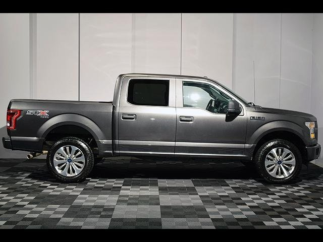 2017 F-150 SuperCrew Cab 4x4,  Pickup #P8002A - photo 7