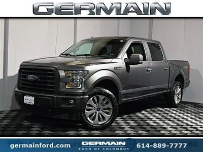 2017 F-150 SuperCrew Cab 4x4,  Pickup #P8002A - photo 1