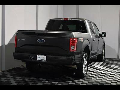 2017 F-150 SuperCrew Cab 4x4,  Pickup #P8002A - photo 4