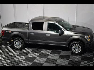 2017 F-150 SuperCrew Cab 4x4,  Pickup #P8002A - photo 9