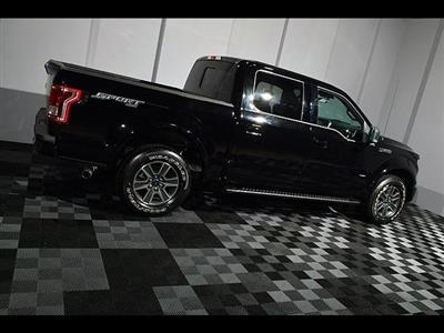 2016 F-150 SuperCrew Cab 4x4,  Pickup #P8016 - photo 14
