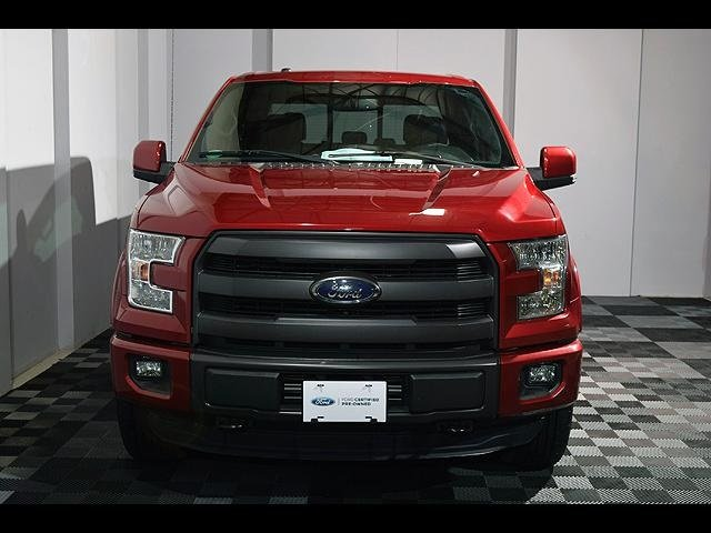 2015 F-150 SuperCrew Cab 4x4,  Pickup #P8098 - photo 10