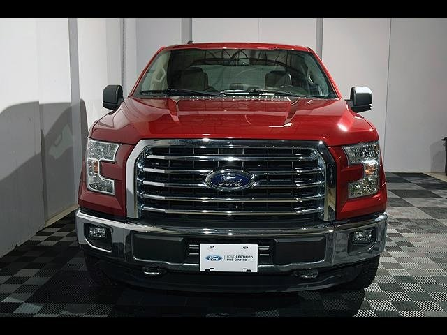 2016 F-150 SuperCrew Cab 4x4,  Pickup #P8116 - photo 10