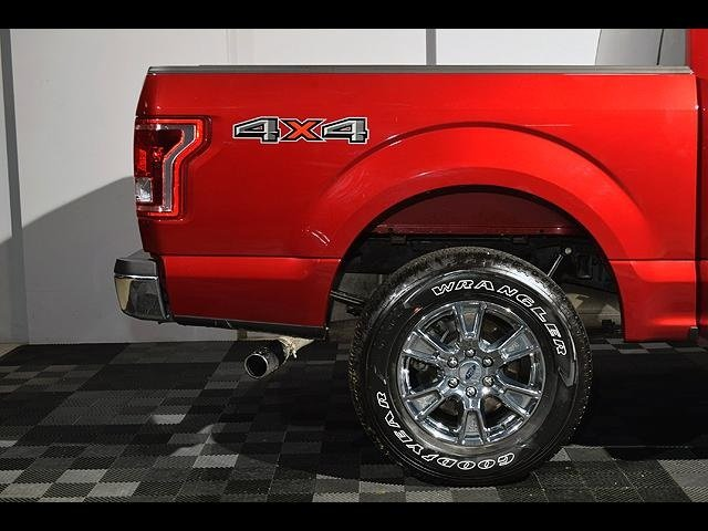 2016 F-150 SuperCrew Cab 4x4,  Pickup #P8116 - photo 7