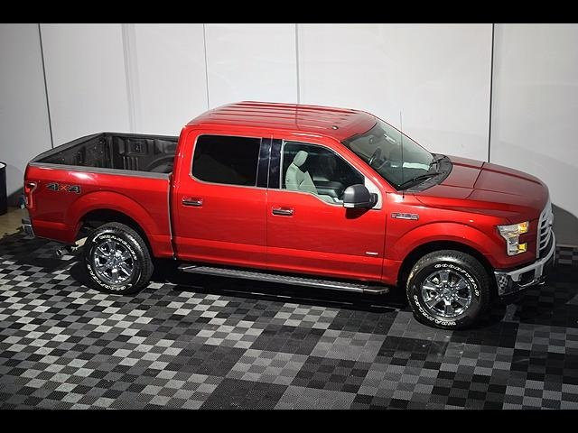 2016 F-150 SuperCrew Cab 4x4,  Pickup #P8116 - photo 9