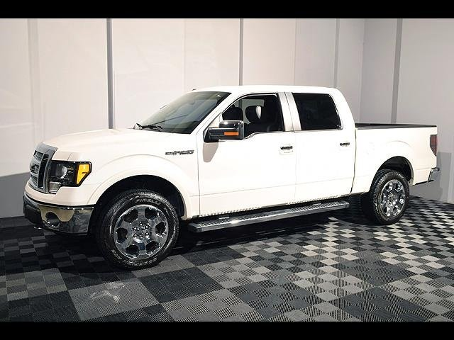 2012 F-150 Super Cab 4x4,  Pickup #P8161A - photo 13