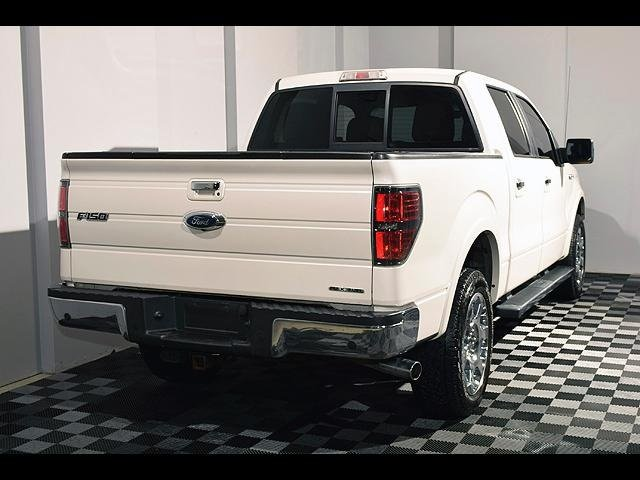 2012 F-150 Super Cab 4x4,  Pickup #P8161A - photo 4