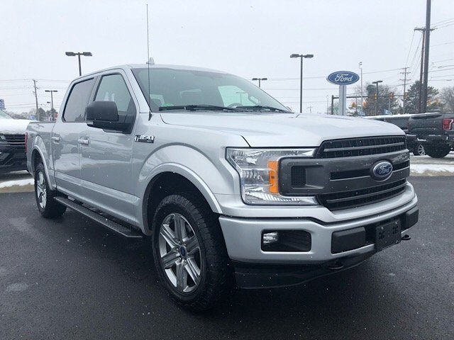 2018 F-150 SuperCrew Cab 4x4,  Pickup #P8210 - photo 4