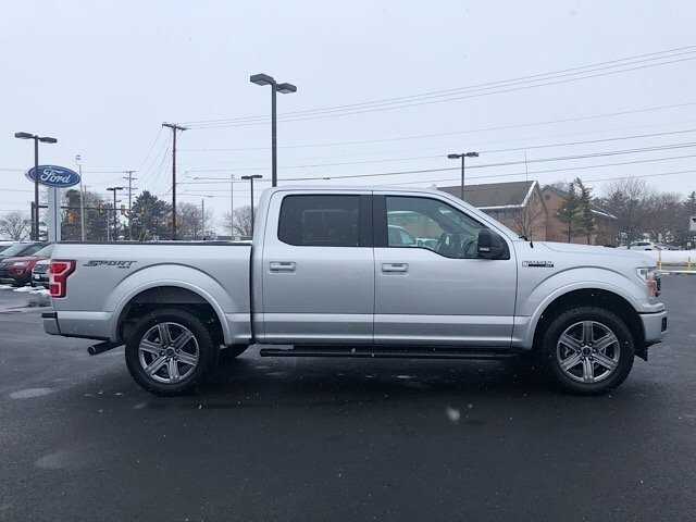 2018 F-150 SuperCrew Cab 4x4,  Pickup #P8210 - photo 5