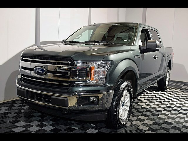 2018 F-150 SuperCrew Cab 4x4,  Pickup #P8212 - photo 10