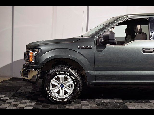 2018 F-150 SuperCrew Cab 4x4,  Pickup #P8212 - photo 13