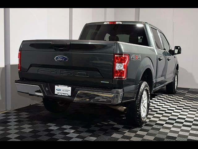 2018 F-150 SuperCrew Cab 4x4,  Pickup #P8212 - photo 2