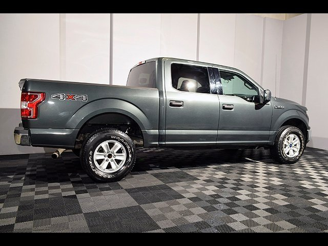2018 F-150 SuperCrew Cab 4x4,  Pickup #P8212 - photo 4