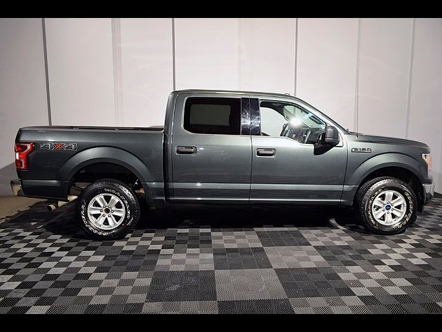 2018 F-150 SuperCrew Cab 4x4,  Pickup #P8212 - photo 5