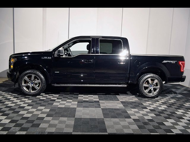 2017 F-150 SuperCrew Cab 4x4,  Pickup #P8214 - photo 12